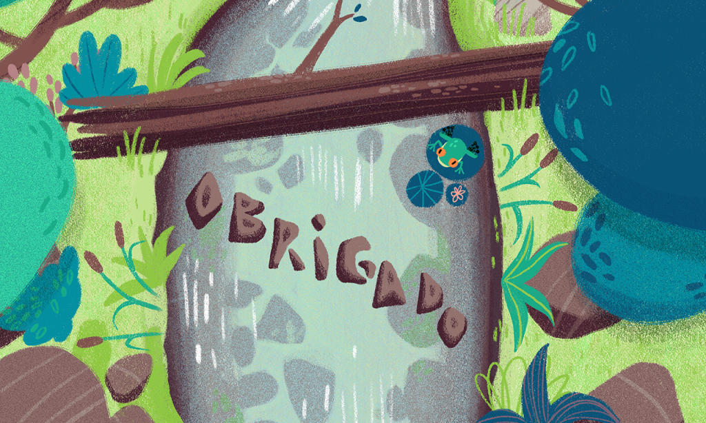"Pingo Doce ""Obrigado"" Visual Development by Carolina Buzio"